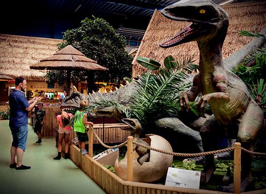 dinosaur-udstilling